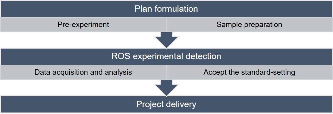 Determination of ROS in Mitochondrial